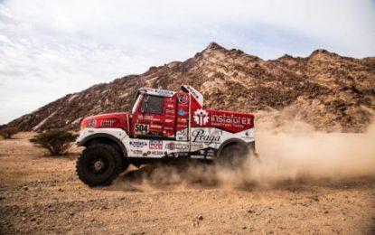 Dakar 2021: Very unpleasant déjà vu at Dakar for Aleš Loprais and the Instaforex Loprais Team