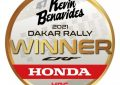 Overall victory for Honda & Kevin Benavides at the 2021 Dakar Rally