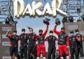 Honda 1-2 on 2021 Dakar Rally as Kevin Benavides wins & Ricky Brabec 2nd in the world's toughest race