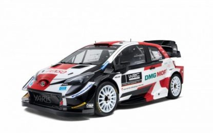 TOYOTA GAZOO Racing targets the top step on classic WRC season opener at Monte-Carlo
