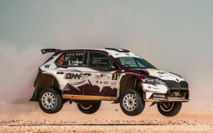 Al-Attiyah records comfortable victory in 2021 Qatar International Rally; Irish co-driver James Fulton steers Al-Kuwari to 2nd place