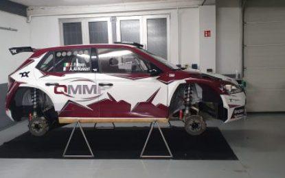 Abdulaziz Al-Kuwari & alongside new Irish co-driver James Fulton aim to win Qatar International Rally