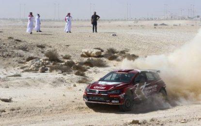2021 Qatar International Rally roars into life at Katara