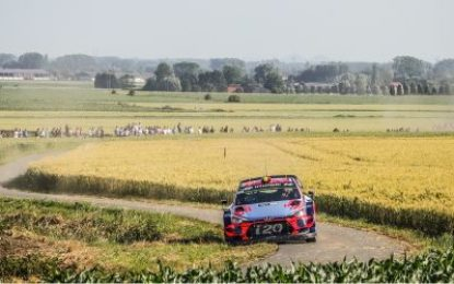 Belgium added to 2021 FIA World Rally Championship to replace Rally Northern Ireland