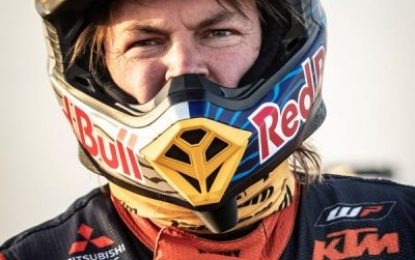 Tough day for Red Bull KTM Factory Racing team on Dakar SS9 as Toby Price crashes out