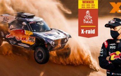 Peterhansel wins thrilling Dakar '21 to make it 6 titles for X-raid MINI