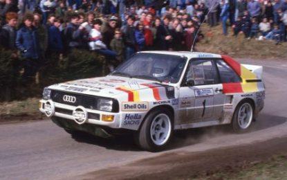 Tribute to Hannu Mikkola, the 1983 World Rally Champion