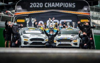 2021 FIA Junior WRC Championship Prize Package Announcement