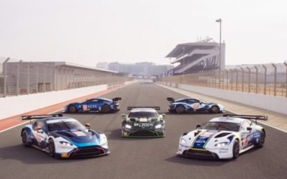 Eastwood in the mix as new era dawns for Aston Martin Racing in 2021