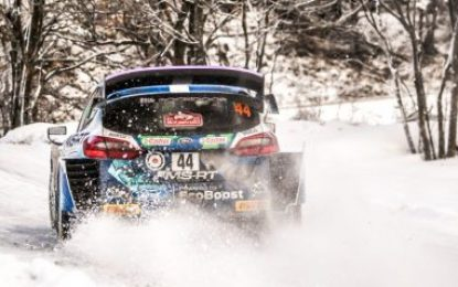 M-Sport Ford World Rally Team venture to the frozen north for Arctic Rally Finland