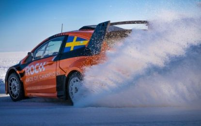 FIA RX2e to star at 2022 Race Of Champions