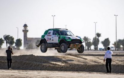 Yasir Seaidan wins Qualifying Stage of Sharqiyah International Baja