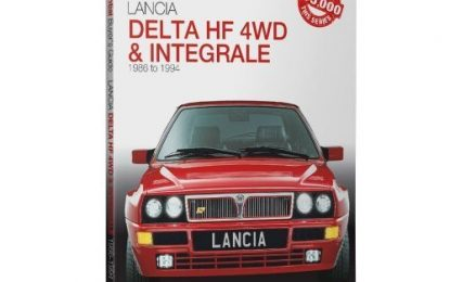 READING MATTERS: Lancia Delta HF 4WD & Integrale (1986 to 1994) – The Essential Buyer's Guide – Veloce Publishing