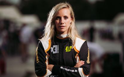 EXTREME E – Mikaela Åhlin-Kottulinsky joins JBXE