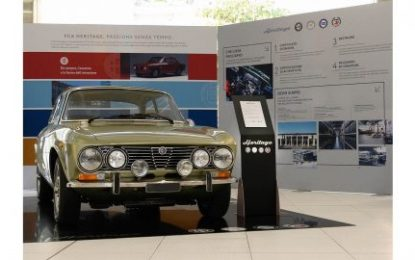 """""""Heritage Points"""" open in the Motor Villages of Rome & Palermo"""