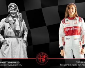 International Women's Day: Alfa Romeo pays tribute to female racing drivers