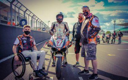 Descartes Sponsors True Heroes Racing for 2021 Season