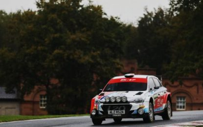 Oulton Park to host British Rally Championship opener