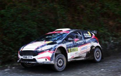 VP Racing to fuel the British Rally Championship