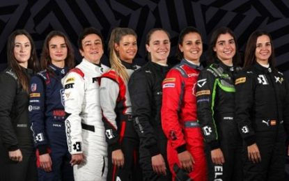 Extreme E -World's first gender equal motorsport series champions female drivers