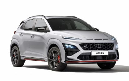 A true 'hot SUV': Hyundai Motor reveals all-new KONA N