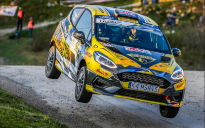 JWRC – Armstrong Claims Hotly Contested Croatia Victory; Creighton 5th