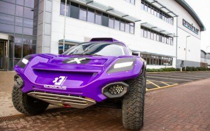 Prodrive partners with Lewis Hamilton's Extreme E team; X44