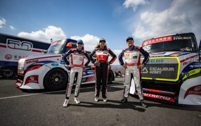 EU Truck Racing: BGR21 – Test MOST