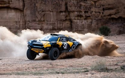 Extreme E starts this weekend in AlUla, Saudi Arabia