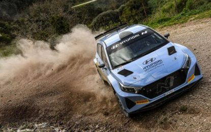 Junior BRC champ to receive Hyundai i20 Rally 2 World Championship prize drive