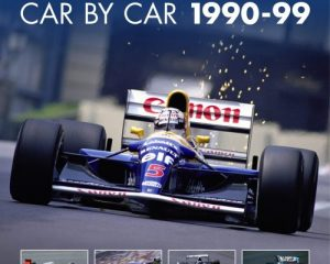 Formula One Car by Car 1990-99 by Evro Publishing