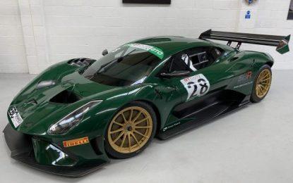 SB Race Engineering to race unique Brabham BT62
