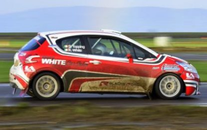 Kyle White aims for Factory WRC Prize Drive with Junior BRC Rally Campaign!