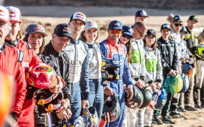 Extreme E stage is set: Drivers prepare for action following shakedown in Saudi Arabia