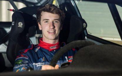 "William Creighton ""focused"" on Junior World Rally Championship debut"