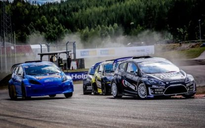 On the Bio! RallyX Nordic introduces new BIO RACING 100% fuel in first step towards fossil-free future