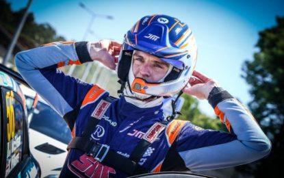 Josh McErlean (Hyundai i20 R5) secures career-best World Rally Championship result in Portugal