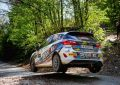 William Creighton aims for a positive Portuguese Rally result