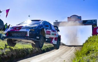 Comment from Team Founder, Akio Toyoda on Toyota's Rally Portugal success
