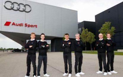 """Audi """"Dream Team"""" for the Dakar Rally 2011"""