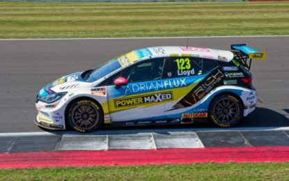 Absolute Alignment becomes official sponsor of Power Maxed Racing's BTCC campaign