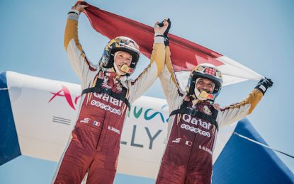 Familiar names takes wins at Andalusia Rally 2021