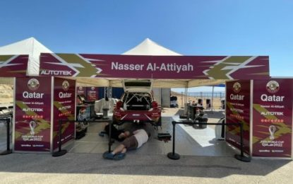 Jordan Rally 2021 gets underway