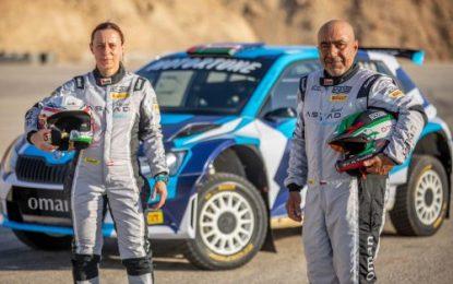 Hamed Al-Wahaibi makes dramatic return after 9 years for Jordan Rally 2021