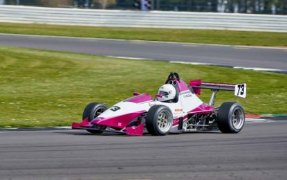 Kayleigh Cole to race Rd2 F1000 UK Championship at Donington Park
