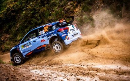 McErlean makes World Rally Championship return in Portugal