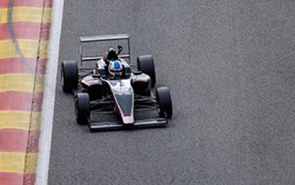 Alex Dunne heads for Spain for event two of the Spanish F4 Championship