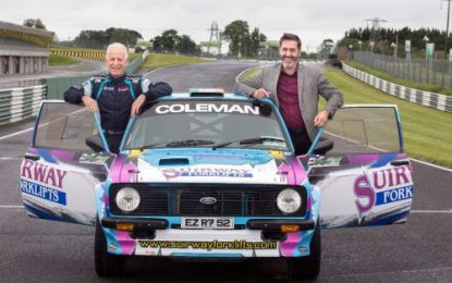 2021 Suirway Rallysprint Series lifts-up at Mondello