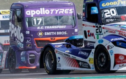 First ETRC Goodyear Cup race of the season kick starts in Hungary