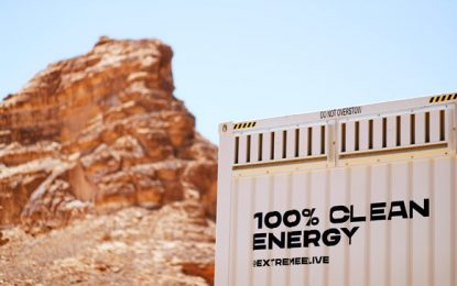 Extreme E – Establishing Power in the most remote locations on the planet